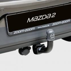 Hak holowniczy Mazda 2 DE